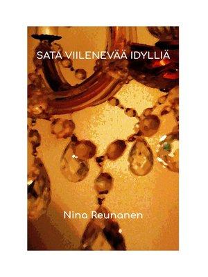 cover image of Sata viilenevää idylliä