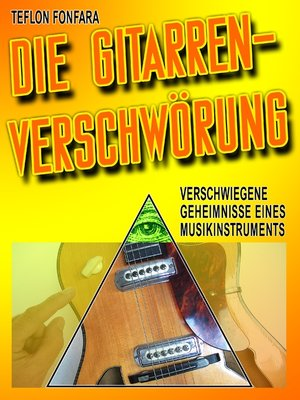 cover image of Die Gitarren-Verschwörung
