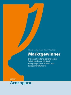 cover image of Marktgewinner