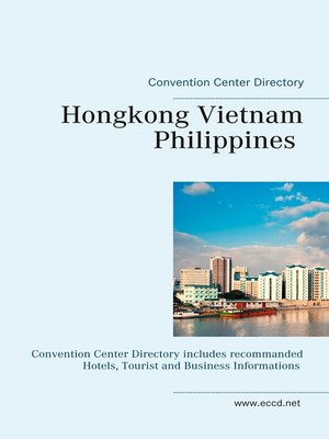 cover image of Hongkong Vietnam Philippines