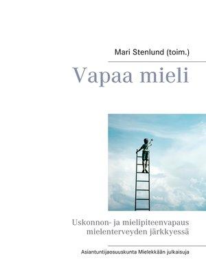 cover image of Vapaa mieli