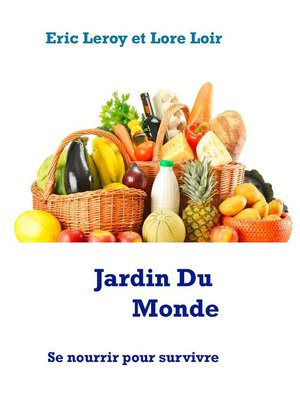 cover image of Jardin Du Monde