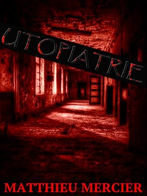 cover image of Utopiatrie