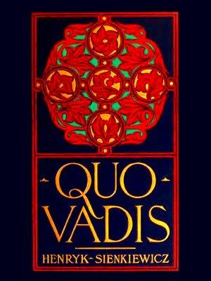 cover image of Quo vadis?