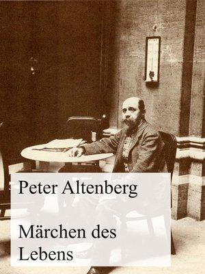 cover image of Märchen des Lebens