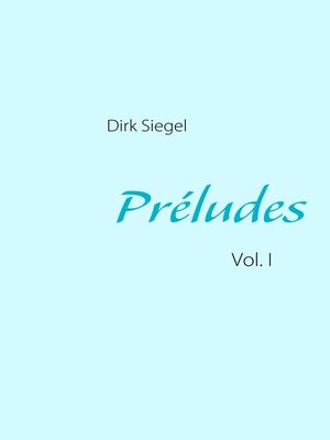 cover image of Préludes