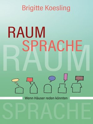 cover image of Raumsprache