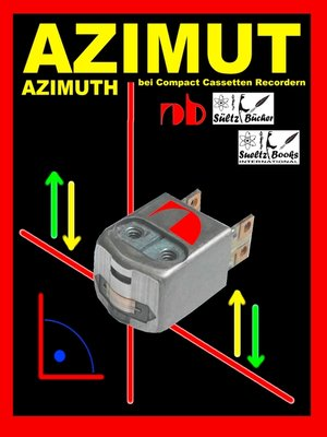 cover image of AZIMUT--AZIMUTH--bei Compact Cassetten Recordern