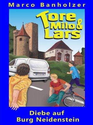 cover image of Tore, Milo & Lars--Diebe auf Burg Neidenstein