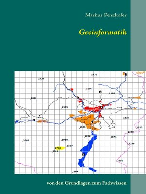 cover image of Geoinformatik