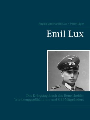 cover image of Emil Lux