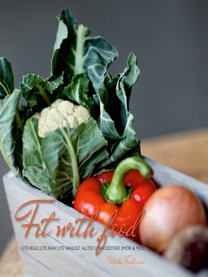 cover image of Fit with food