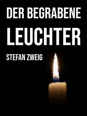 cover image of Der begrabene Leuchter