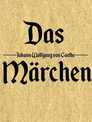 cover image of Das Märchen