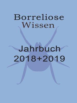 cover image of Borreliose Jahrbuch 2018/2019