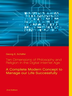 cover image of Ten Dimensions of Philosophy and Religion in the Digital Internet Age
