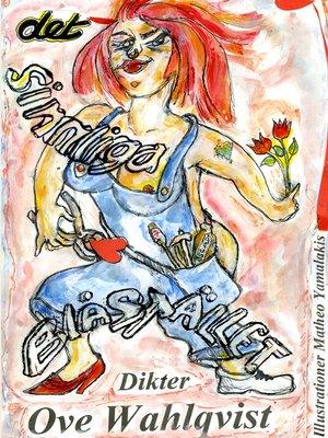 cover image of Det sinnliga blåstället