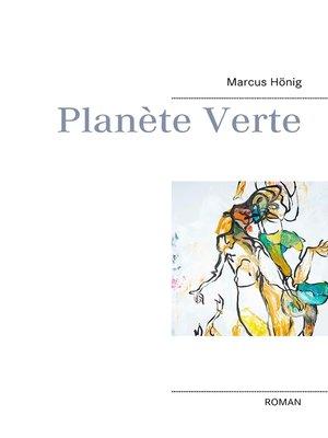 cover image of Planète Verte