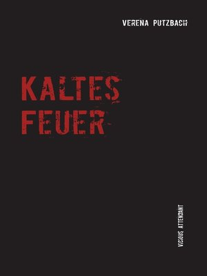 cover image of Kaltes Feuer