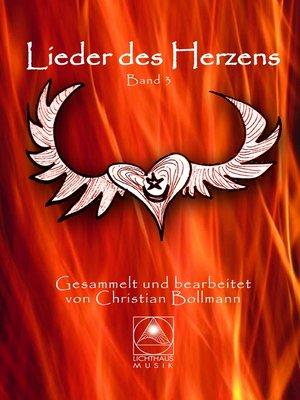 cover image of Lieder des Herzens. Band 3