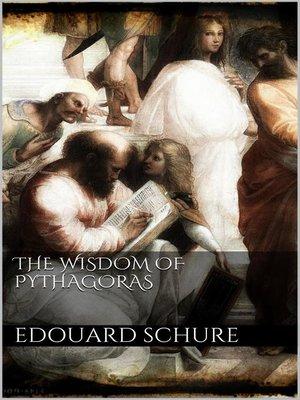 cover image of The Wisdom of Pythagoras