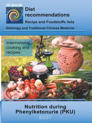 cover image of Nutrition during Phenylketonurie (PKU)