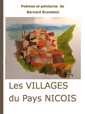 cover image of Les villages du pays niçois