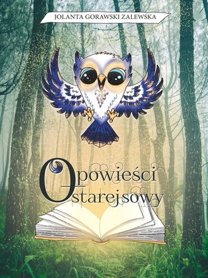 cover image of Opowiesci starej sowy