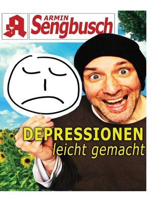 cover image of Depressionen leicht gemacht