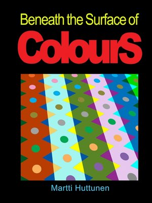 cover image of Beneath the Surface of Colours
