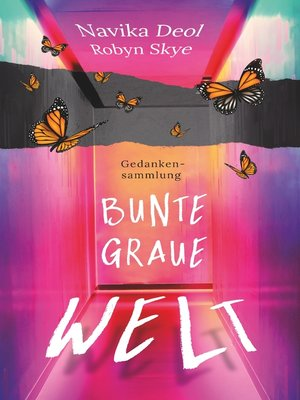 cover image of Bunte Graue Welt