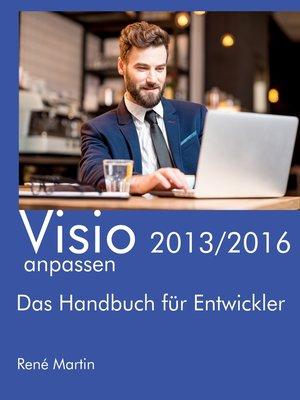 cover image of Visio 2013/2016 anpassen