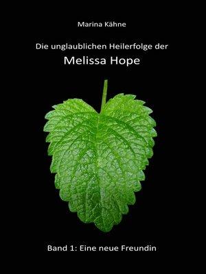 cover image of Band 1: Eine neue Freundin