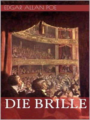 cover image of Die Brille