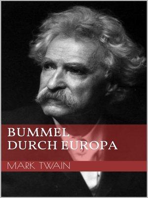cover image of Bummel durch Europa