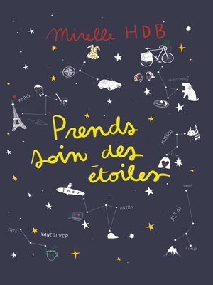 cover image of Prends soin des étoiles