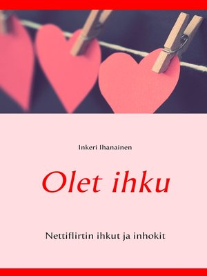 cover image of Olet ihku