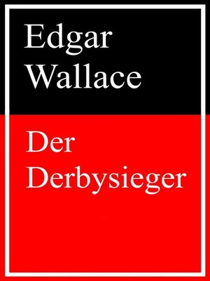 cover image of Der Derbysieger