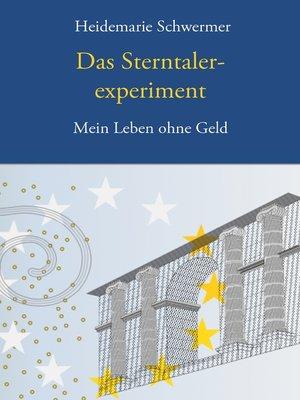 cover image of Das Sterntalerexperiment