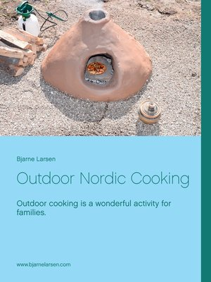 cover image of Outdoor Nordic Cooking
