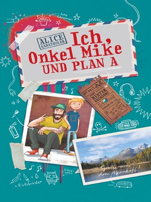 cover image of Ich, Onkel Mike und Plan A