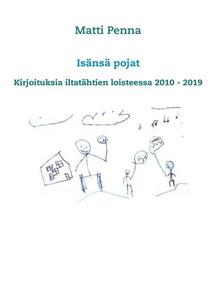 cover image of Isänsä pojat