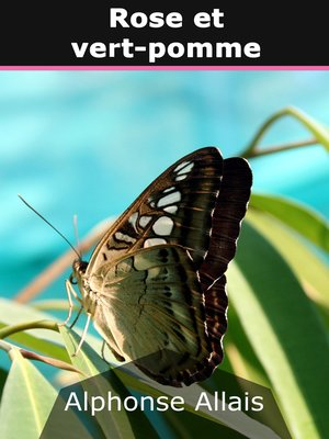 cover image of Rose et vert-pomme