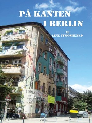 cover image of På kanten i Berlin