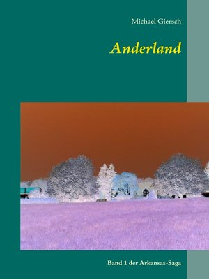 cover image of Anderland