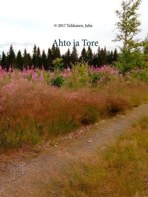 cover image of Ahto ja Tore