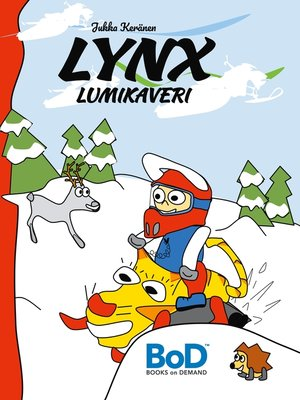 cover image of Lynx Lumikaveri