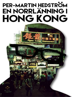 cover image of En norrlänning i Hong Kong