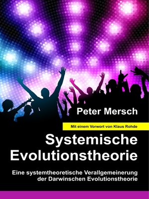 cover image of Systemische Evolutionstheorie