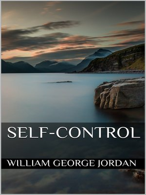 cover image of Self-Control
